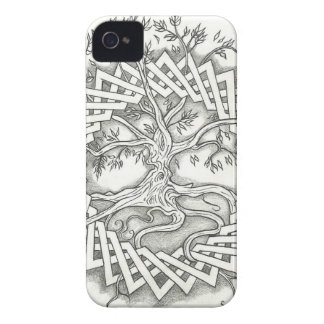 Tree of Life in Celtic Design Case-Mate iPhone 4 Cases