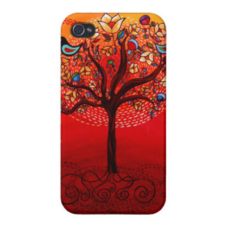 """Tree Of Life"" iphone4 case Covers For iPhone 4"