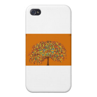 Tree Of Life Cover For iPhone 4