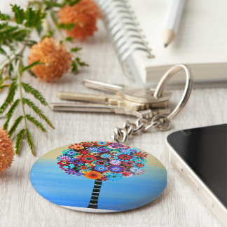 TREE OF LIFE KEYCHAINS