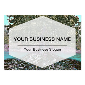 Tree of Life Lakes Edge Pack Of Chubby Business Cards