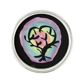 Tree of Life Lapel Pin
