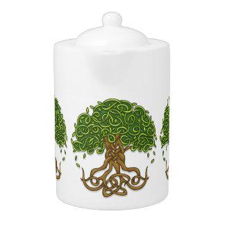 Tree of life Large Teapot