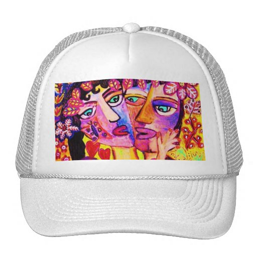 Tree Of Life Lovers Hats
