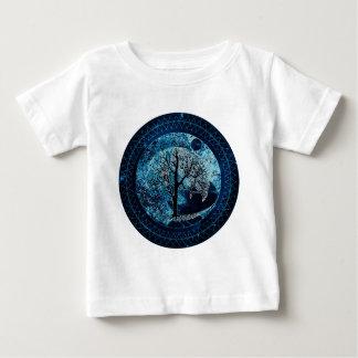 Tree of Life Midnight Sky Tee Shirt