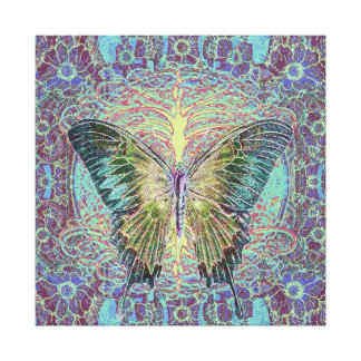 Tree of Life New Beginnings by Amelia Carrie Canvas Print