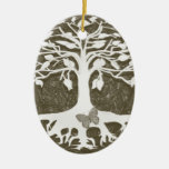 Tree of Life New Beginnings by Amelia Carrie Ornament