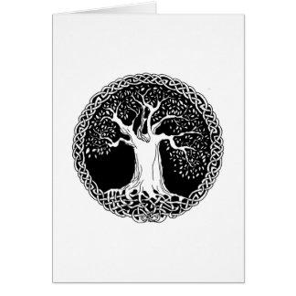 Tree of Life (original) Greeting Card