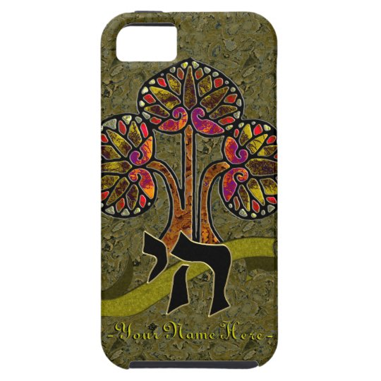 Tree of Life (Personalised iPhone 5 Vibe Case)