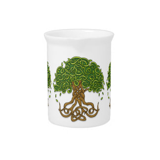 Tree of life Pitcher