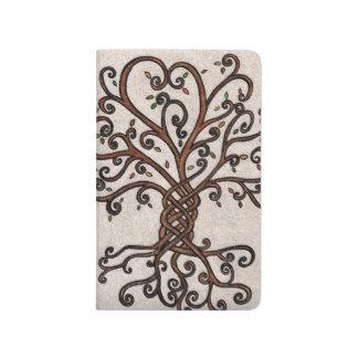 Tree of Life Pocket Journal