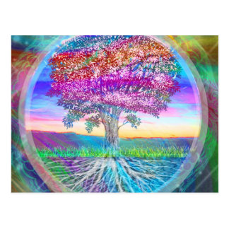Tree of Life Postcard