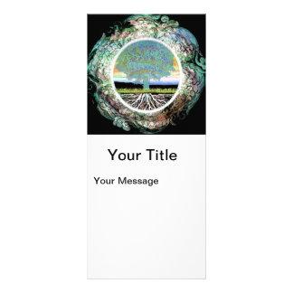 Tree of Life Custom Rack Card