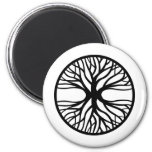 Tree Of Life Refrigerator Magnets