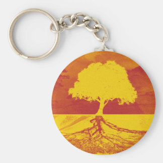 Tree of Life Relaxation Key Ring
