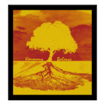 Tree of Life Relaxation Poster