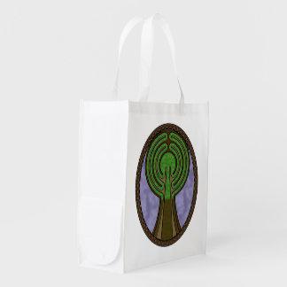 Tree of Life Reusable Bag Reusable Grocery Bags