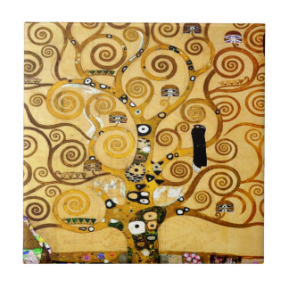 Tree of Life Small Square Tile
