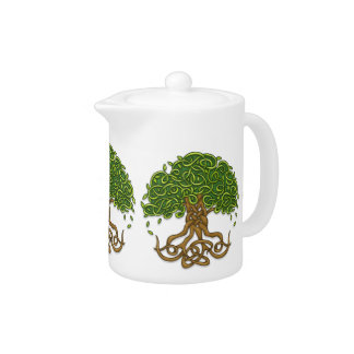 Tree of life Small Teapot