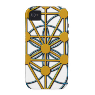 Tree of Life SOL 1 iPhone 4 Covers