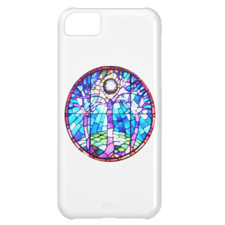 Tree of Life Stained Glass iPhone 5 Covers