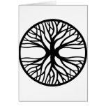 Tree Of Life Tattoo Cards