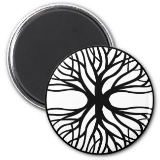 Tree Of Life Tattoo Magnet