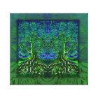 Tree of Life Thankfulness Canvas Print
