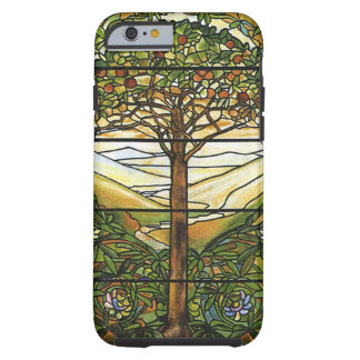 Tree of Life/Tiffany Stained Glass Window Tough iPhone 6 Case
