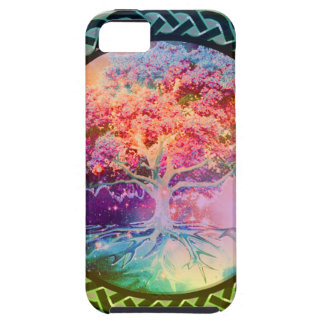 Tree of Life Tranquility iPhone 5 Cover