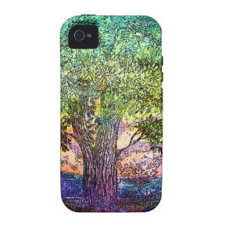 Tree of Life Truth Seeker iPhone 4/4S Covers