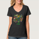 Tree of Life Vector Illustration Customisable Shir Tees