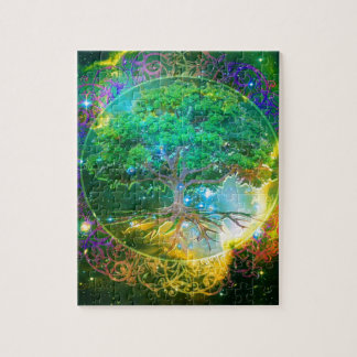 Tree of Life Wellness Jigsaw Puzzle