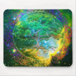 Tree of Life Wellness Mouse Pad