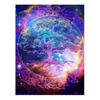 Tree of Life Wellness Postcard