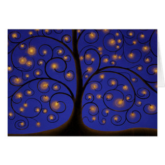 Tree of Light Card