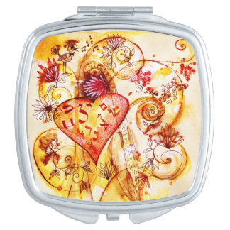 tree of love mirror makeup mirrors
