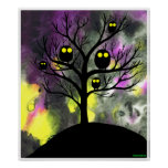 Tree of Owl's Poster