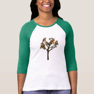 Tree of Owls T-shirt