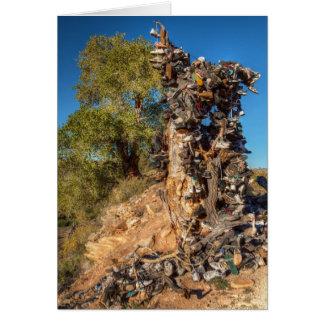 Tree Of Souls  RIP Greeting Card