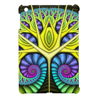 Tree of the Third Eye - Abstract Art Cover For The iPad Mini