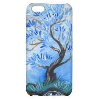 Tree Of Vision Blue Willow Case For iPhone 5C