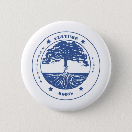 tree ohm2 6 cm round badge