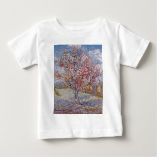 Tree Painting by Vincent Van Gogh Baby T-Shirt