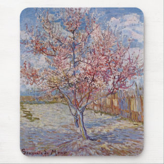 Tree Painting by Vincent Van Gogh Mousepad