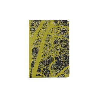 Tree Photography Texture on Custom Passport Holder
