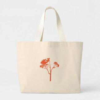 Tree Plant Canvas Bag
