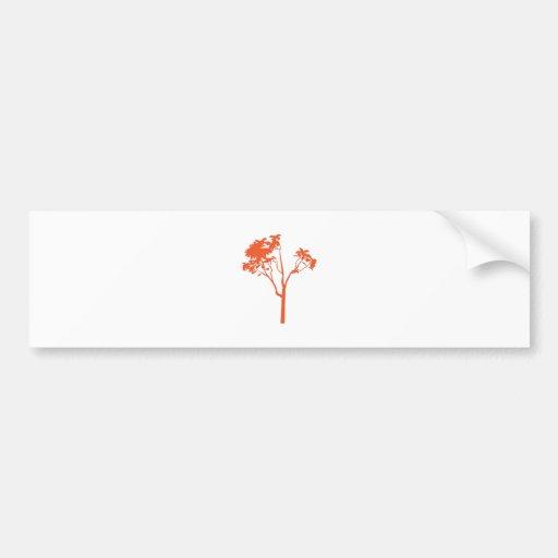 Tree Plant Bumper Stickers