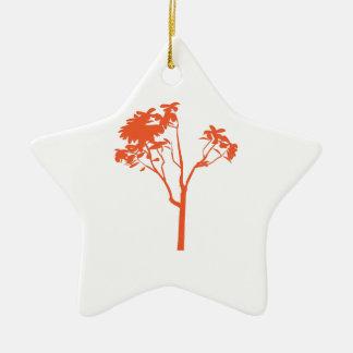 Tree Plant Ornament