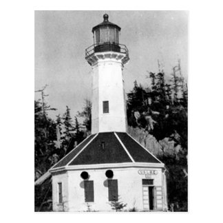 Tree Point Lighthouse Postcard